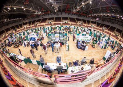 MOSES Organic Farming arena